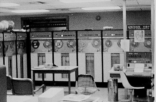 Computer Invention 1960 S Still Massive Size Small